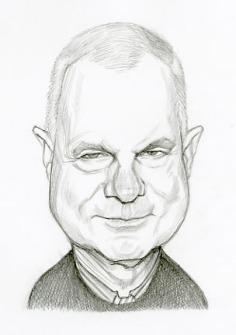 Pete caricature